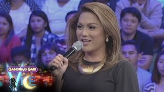 Video GGV: KaladKaren Davila shares how she started impersonating Karen Davila MP3, 3GP, MP4, WEBM, AVI, FLV Agustus 2018