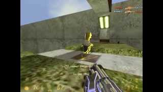 Homer Simpson in TFC, Team Fortress Classic map: axlfly Homer Simpson Team Fortress Classic'te izle.