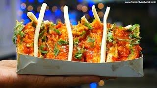 Ahmedabad India  city photo : Best Street Foods in Ahmedabad, India | Indian Food Taste Test S2EP4