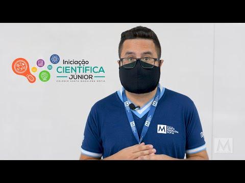 Convite para Iniciação Científica Júnior - Colégio Santa Madalena Sofia