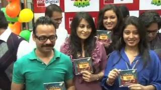 Sunidhi at Sadda Adda movie music launch