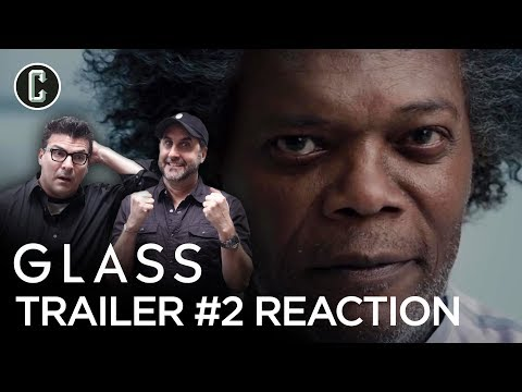Glass Trailer #2 Trailer Reaction & Review