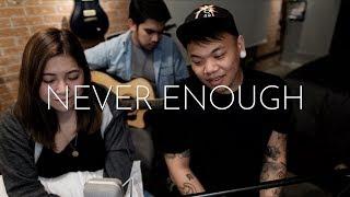 Video The Greatest Showman - Never Enough ft. Moira Dela Torre | AJ Rafael MP3, 3GP, MP4, WEBM, AVI, FLV Maret 2018