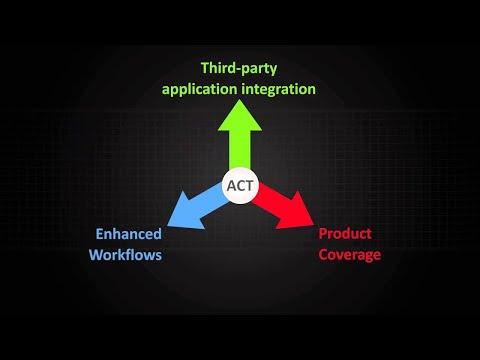 ANSYS ACT : outil de personnalisation de l'environnement ANSYS
