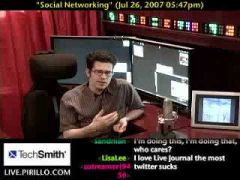 Watch 'What is a Social Network?'