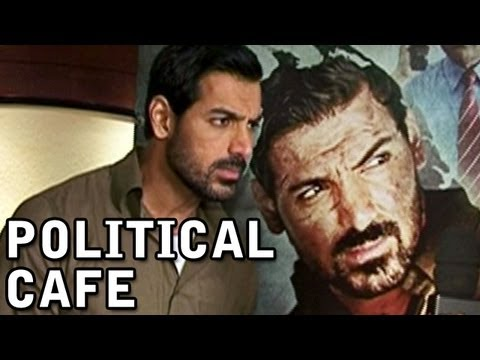 Madras Café actor John Abraham talks about the political interferences in the release of a film & Ch
