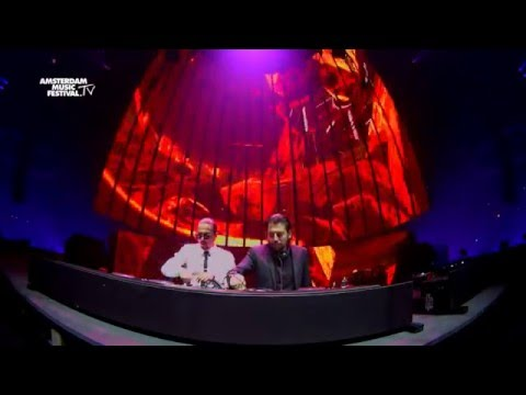Top 100 DJs 2015 Awards Ceremony & Dimitri Vegas & Like Mike full DJ Set!