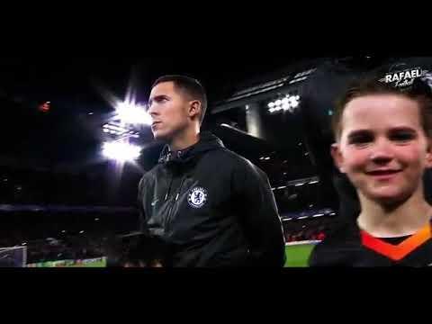 Eden Hazard-Crazy Dribbling skills & Goals-2017/2018