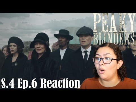 "Peaky Blinders Season 4 Finale - ""The Company"" Reaction"