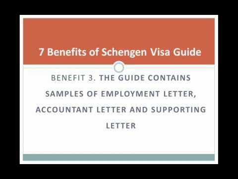 Schengen Visa Guide - avoid your Schengen visa rejection