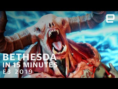 Download Bethesda Showcase at E3 2019 in 15 Minutes HD Mp4 3GP Video and MP3