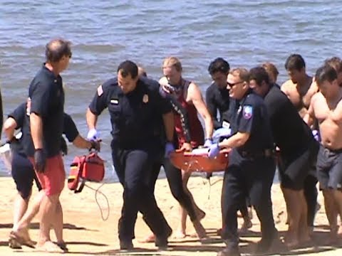 SUNSET CLIFFS DROWNING (GRAPHIC CONTENT) 09/11/19