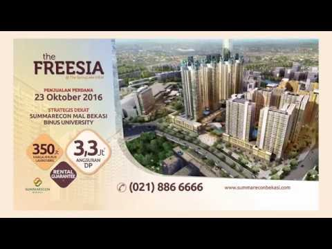 wonderful-living-summarecon-bekasi-okt-2016,-the-freesia,-tax-amnesty,-transjakarta,-binus-university-
