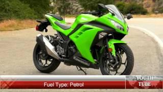 8. Kawasaki Ninja 300 - In Depth Specifications | Video