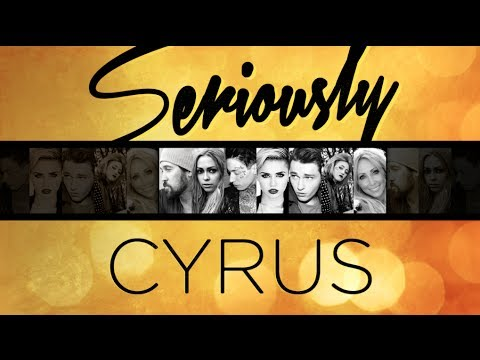 seriously - Welcome to our new channel: Seriously Cyrus! 1st Episode: http://www.youtube.com/watch?v=FOTrcUDadr0 http://twitter.com/SeriouslyCyrus • http://fb.com/Seriou...