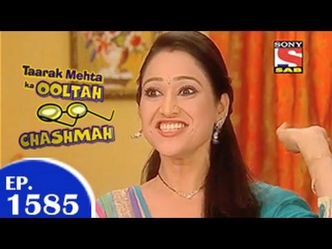 Video Taarak Mehta Ka Ooltah Chashmah - तारक मेहता - Episode 1585 - 14th January 2015 download in MP3, 3GP, MP4, WEBM, AVI, FLV January 2017