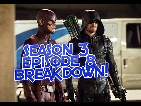 Is Savitar Future Flash?! The Flash Season 3 Episode 8 Recap Review Breakdown Heroes Vs Aliens