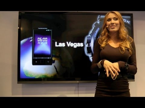 CES 2012 - http://www.gearlive.com - We bring you a demo and overview of the Casio G-Shock GB-6900 Bluetooth Smart watch from CES 2012. As you'll see in the video, the ...