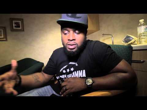 Eshon Burgundy talks new mixtape, Humble Beast signing & next album