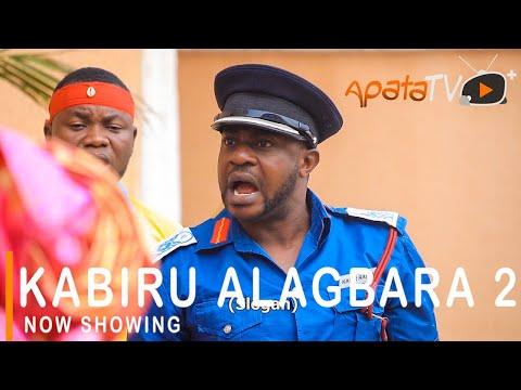 Kabiru Alagbara 2 Latest Yoruba Movie 2021 Drama Starring Odunlade Adekola | Olayemi Jimoh | Sanyeri