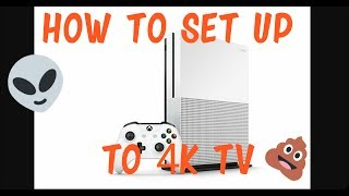 Produced with CyberLink PowerDirector 15( I apologize for the angle in advance, damn thing was not working with me today)Its not exactly plug and play. No worries, I'll show you how to quickly get the best outta the Xbox one s. Thanks for watching.