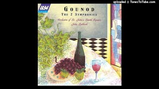 Download Lagu Charles Gounod :  Symphony No. 1 in D major (1855) Mp3