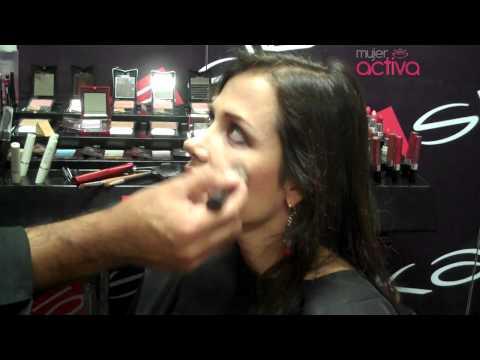 Tutorial de Maquillaje con Maju Mantilla