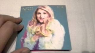 Meghan Trainor - Title (Deluxe) (Unboxing)