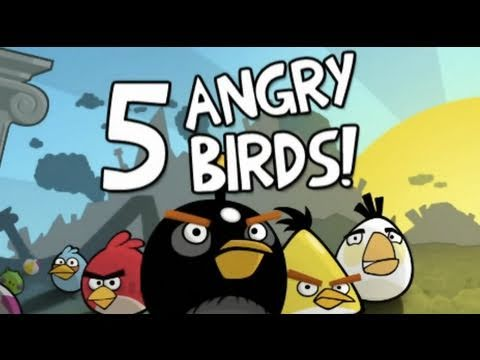 0 Angry Birds Mobile App Featured At Theme Park in China  picture