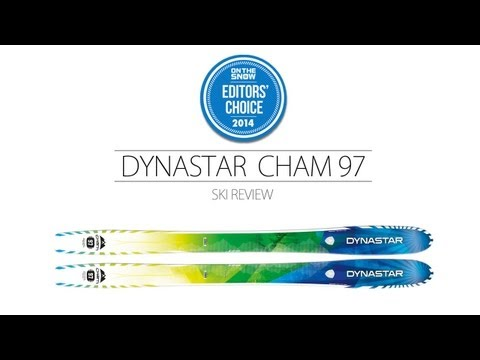 2014 Dynastar Cham 97 Ski Review - Men's All Mountain Editors' Choice