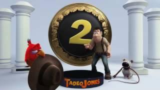 Nonton Tadeo Jones 2: El Secreto del Rey Midas | Promo Film Subtitle Indonesia Streaming Movie Download