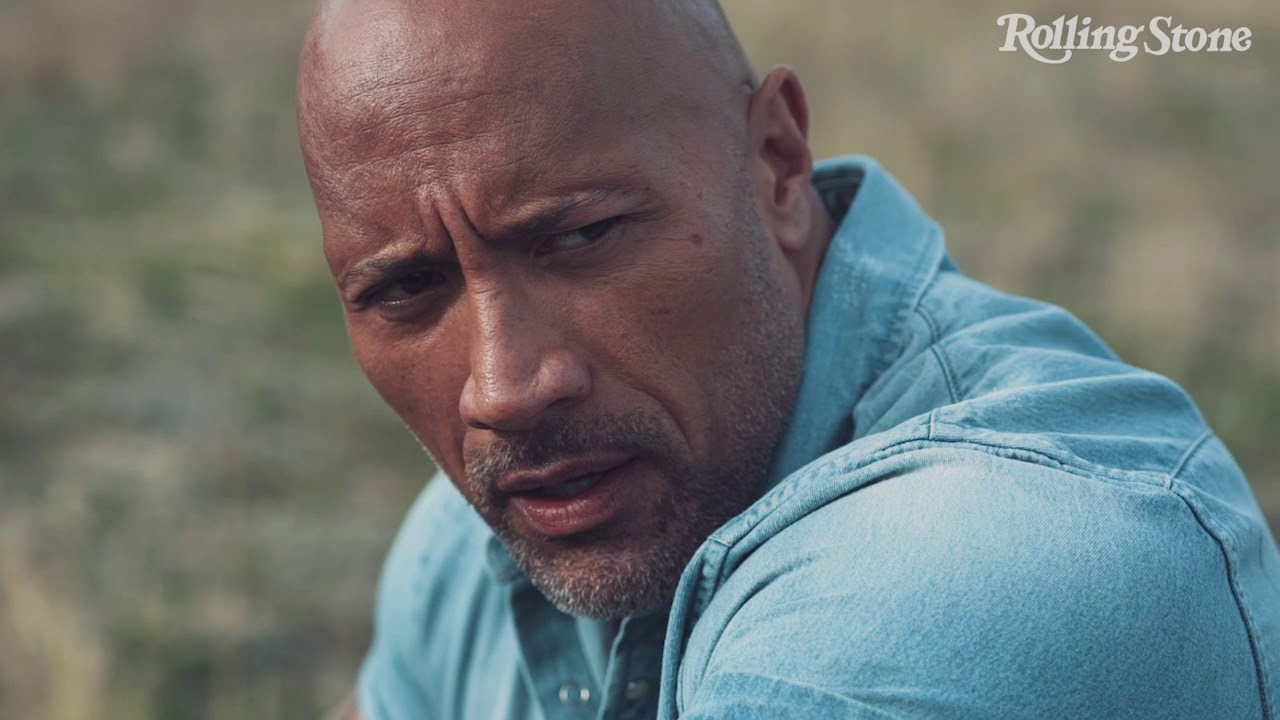 Dwayne Johnson Rolling Stone Cover: The Pain and the Passion That Fuel the Rock (Behind the Scenes Video)
