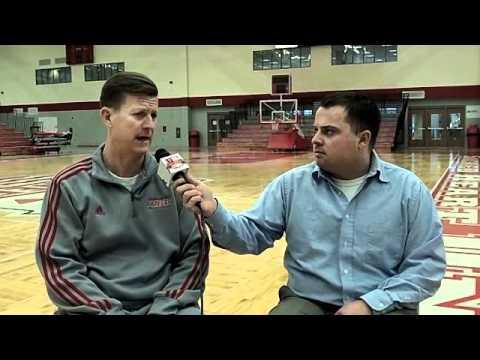 Ed Swanson Head Coaches Show 2/16/12