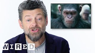 Video Andy Serkis Breaks Down His Motion Capture Performances | WIRED MP3, 3GP, MP4, WEBM, AVI, FLV Maret 2019