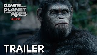 Dawn of the Planet of the Apes - Official Final Trailer