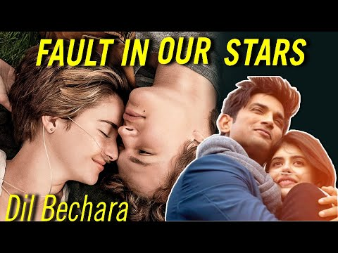 The Fault in Our Stars Movie Explained in HINDI | Dil Bechara | Fault in Our Stars Ending Explain