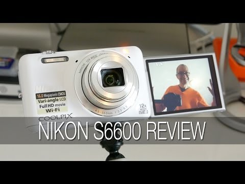 Nikon Coolpix S6600 Review