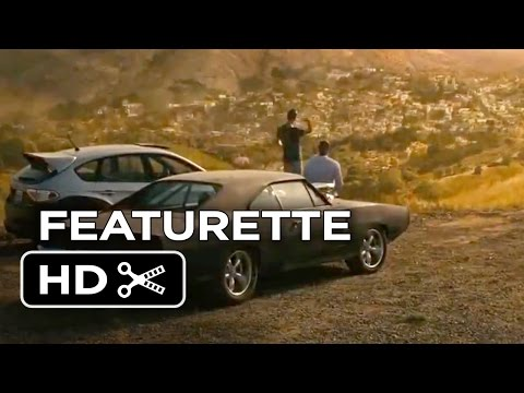Favorite - Subscribe to TRAILERS: http://bit.ly/sxaw6h Subscribe to COMING SOON: http://bit.ly/H2vZUn Like us on FACEBOOK: http://goo.gl/dHs73 Follow us on TWITTER: http://bit.ly/1ghOWmt Furious 7 Cast...