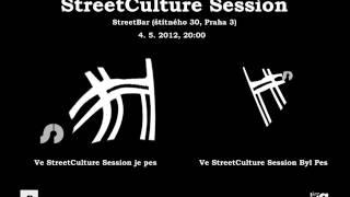 Video Byl Pes - Vesmír (poloakusticky @ Streeetculture Session 4. 5. 1