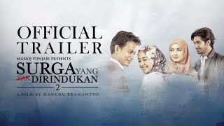 Nonton Surga Yang Tak Dirindukan 2   Official Trailer Film Subtitle Indonesia Streaming Movie Download