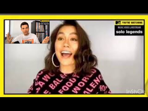 AGNEZ MO Full Video Interview with Kevan Kenney On MTV Music Video Livestream