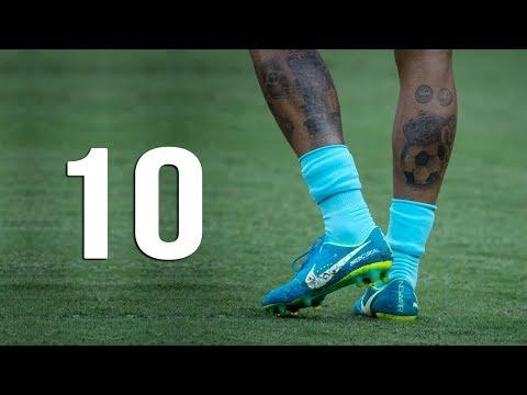 Neymar Jr - 10 Solo Goals That Shocked The World ● Ronaldo *Can't* Score Like That