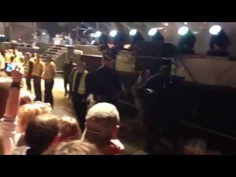 Rihanna była pijana na koncercie w Gdyni?