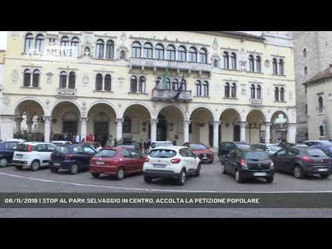 06/11/2019 | STOP AL PARK SELVAGGIO IN CENTRO, ACCOLTA LA PETIZIONE POPOLARE