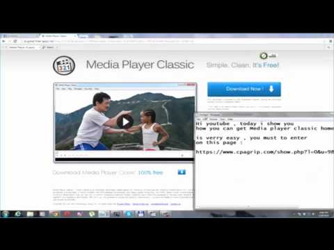 How to download media player classic 2014