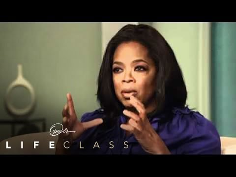 responsibility - It's a powerful lesson that Oprah says she learned as a young girl: If you want to move forward in life, you have to make it happen for yourself. Watch Oprah...