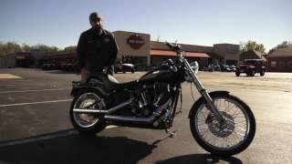 3. 2009 Harley-Davidson Night Train FXSTB