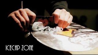 Compilacion de videos de snowboarding y ski. IceCap Zone Act 1, musica de fondo.