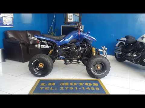 LR Motos - Revisão Concluida do Quadriciclo MVK 150 Sport Azul