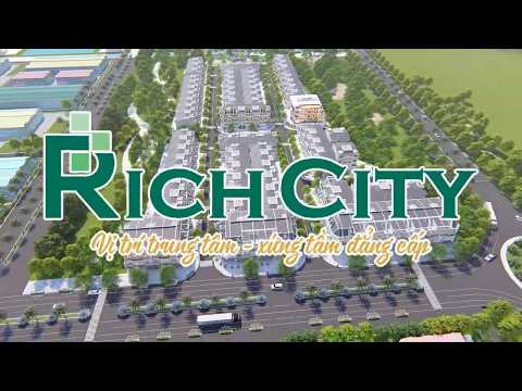 Phối cảnh Khu Dân Cư Cao Cấp Rich City Long Thành